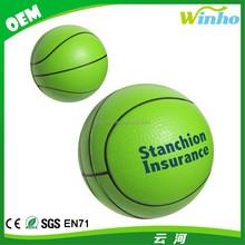Winho Anti Stress PU Basketball With Cheap Price