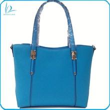 2015 High quality fashion leather handbag genuine leather handbag for women