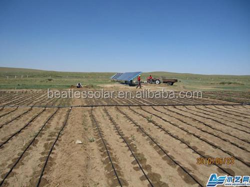 Китай мини-солнечный водяной насос / солнечной тепловой насос / солнечной энергии погружной насос глубокий колодец с оптовая продажа цена
