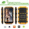 5.0inch Quad Core MTK NFC waterproof walkie talkie rugged phone IP68