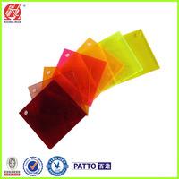 China Cast PMMA optical grade acrylic