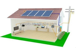 2015 Top Sale off grid good quality 140w solar panel price