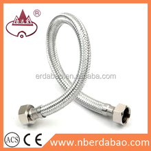 Plumbing Metal Flexible Tube F or Two Piece Toilet