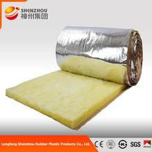 Double Sides Aluminium Foil Fiber Glass Wool Blanket