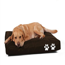 Luxury outdoor lazy dog bed