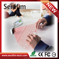 New Computer Product Serafim Easy Carry Laser Virtual Keyboard