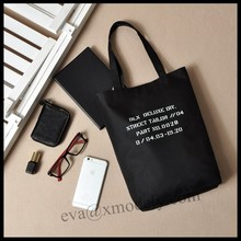 reusable shopping bag with logo foldable promotional bags