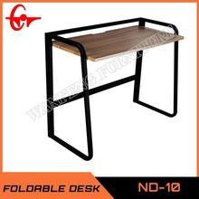 2015 MDF wood desktop desk, learn desk ND-10