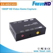Newest MPEG-4 encoder \\ Game Video Capture H.264 encoder, record press machine
