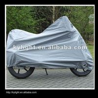 Custom inflatable tent sun protection plastic mesh two and three wheel motorcycle seat cover