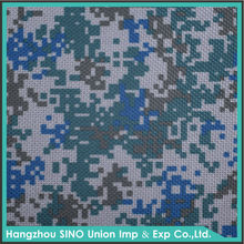 China online shopping cheap polyester blue camouflage fabric