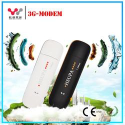 Low Price 3.5G 7.2Mbps USB Wireless HSDPA/HSUPA Modem