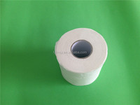 10x9cm recycled pulp customed printed toilet paper