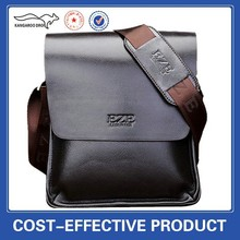 welcome sold factory leather man bag