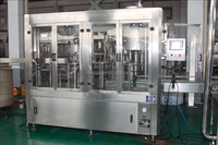 Factory price fully automatic plastic/PET bottle water filling machine