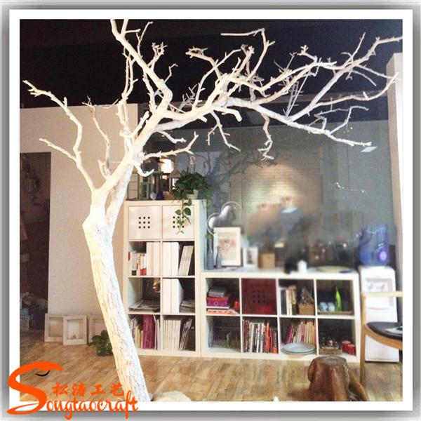 Artificielle arbre tronc sans feuilles faux arbre mort for Arbre decoratif interieur