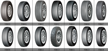 NOBLE brand car tyre/tire/pneu from China225/50R16 165/70R14