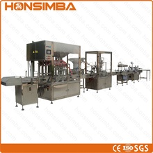 filling and seal machine for liquid and cream