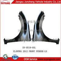 FRONT FENDER HOT SELLING JUNCHENG PRODUCTS OF HYUNDAI ELANTRA 2012