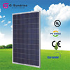 China portable polycrystalline 230w high watt solar panels