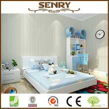 3D non-woven wallpaper wallcovering from best China factory 3d-board 3d wallpaper 3d wall covering