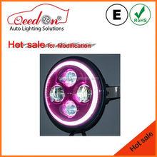 Qeedon sold well IP65 pink original design led head light