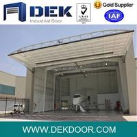 Higher Quality No-fold Hydraulic Doors