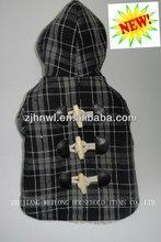 Toggle Coat for dog/dog coats wholesale