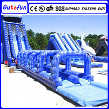 commercial grade cheap interesting and generousinflatable slide