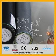 18x16 PVC Plastic Coated Fire Resistant Fiberglass Window Screen (Factory Exporter)