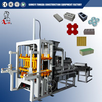 Concrete Brick Making Machine Used To Construction Equipment With Factory Price