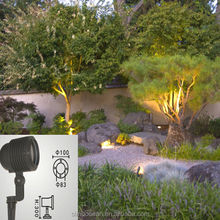 5 W 100 % waterproof buried recessed led landscape lighting for landscape From 5 years Dongguan simu lighting co,ltd