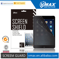 Best quality free samples privacy screen protector for apple ipad mini screen protector