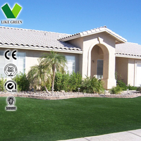 Outdoor Synthetic Turf For Garden Ornaments