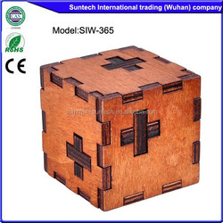 wholesale educational toy 3d wooden puzzle