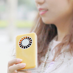 Mini portable fans, small outdoor fans made by Guangzhou