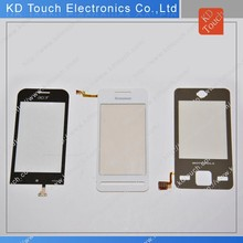 Customized touch screen for mobile phone