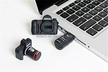 Camera Pendrive for Sony Canon Mini Camera USB Flash Drives USB 2.0 1gb to 64gb Soft PVC Usb Flash Disk
