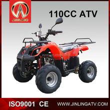 110cc ATV QUAD, 4 Wheel Drive Vehicles Dirt Bike For Sale