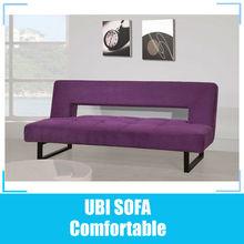 Microfiber multi-purpose sofa bed