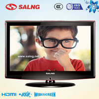 Super Slim 32 inch LCD TV with dled backlight and usb media