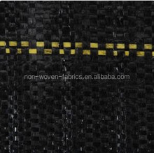 long lifetime PP weed barrier /black plastic ground cover/landscapde fabric