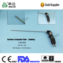 China Best Laparoscopic Instruments holding Suction & Irrigation Tube
