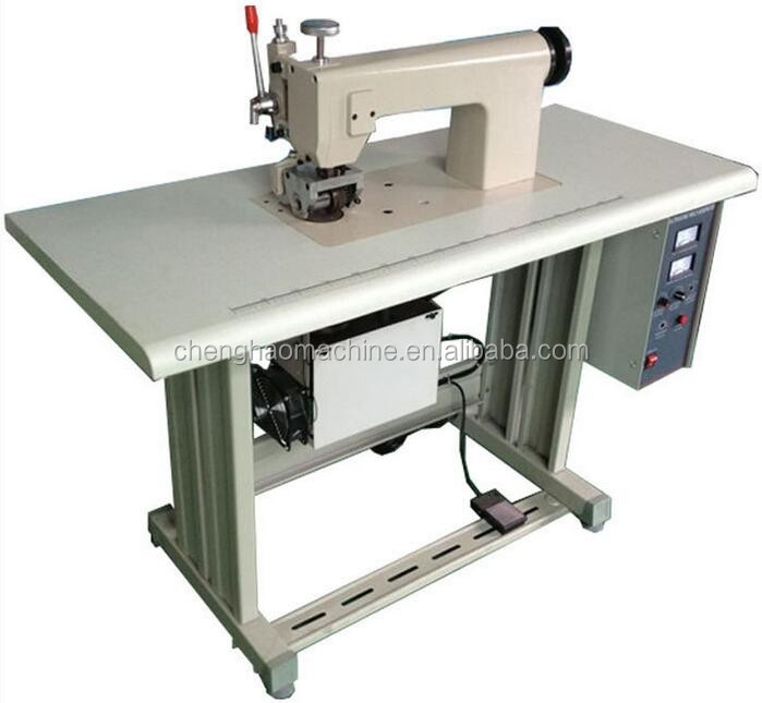 Chenghao marque 60 mm ultrasons dentelle sans soudure for Machine a coudre 60