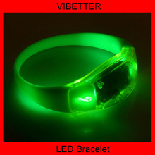 China Wholesale Novelty Party supplies Led lighted wristbands manufacturer/supplier/factory/exporter