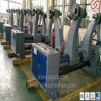 GIGA LXC-1500HH Hydraulic Roll Cartoners Slotter Machine(Heavy model) 3 Layer Corrugated Cardboard Production Line