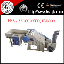 HFK-700 nonwoven polyester fiber opener, opening fiber machine
