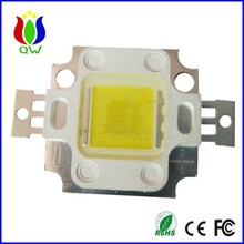 China manufacturer 12v 10w white cob led chip