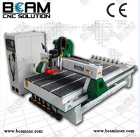 High precision and quality cnc router metal cutting machine BCM1325C