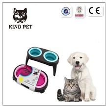 Hotsale Pet bowl collapsible fancy dog bowl